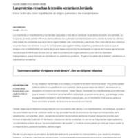 Las protestas resucitan la tensión sectaria en Jordania _ Edición impresa _ EL PAÍS.pdf