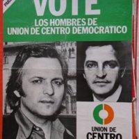 Propaganda de UCD con el candidato gitano Juan de Dios Ramírez Heredia.JPG