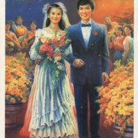 Sweethearts. Las bodas occidentales llegan a China.