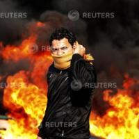 Colección de imágenes de la Agencia Reuters sobre las revueltas en Egipto 2011
