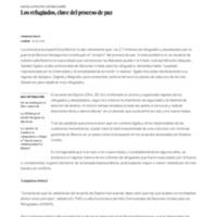 Los refugiados, clave del proceso de paz _ Edición impresa _ EL PAÍS.pdf