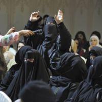 Un mitin electoral en Kuwait