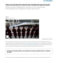 China estrena la línea ferroviaria de alta velocidad más larga del mundo _ Economía _ EL PAÍS.pdf