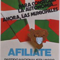 Cartel del PNV sobre las municipales de 1979.jpg
