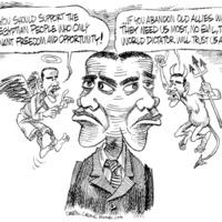 Obama y Egipto
