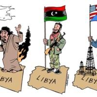 Crónica de la primavera árabe libia: Gadafi-Rebeldes-Mubarak