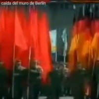La Guerra Fría 1989 . La caída del muro de Berlín