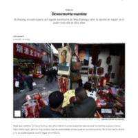 China_ Desmemoria maoísta _ Internacional _ EL PAÍS.pdf