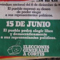 Cartel institucional de las elecciones generales de 1977.JPG