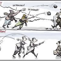 Primavera árabe. Otoño europeo.