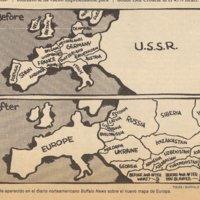 Europa - URSS, 1992 (Tom Toles)