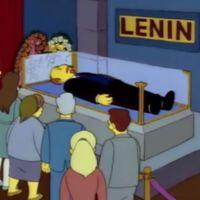 """Vuelta de la URSS en """"Los Simpsons"""""""