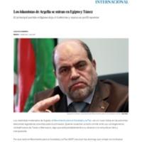 Los islamistas de Argelia se miran en Egipto y Túnez
