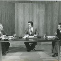 Marcelino Camacho y Nicolás Redondo en un debate televisivo.jpg