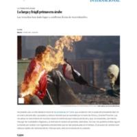 La larga y frágil primavera árabe _ Internacional _ EL PAÍS.pdf