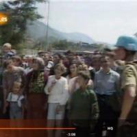 Los asesinatos de Srebrenica (1995)<br />