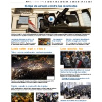 Revueltas en Egipto: 2011 / 2013