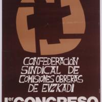 Congreso de la Confederación Sindical de Comisiones Obreras de Euzkadi.jpg