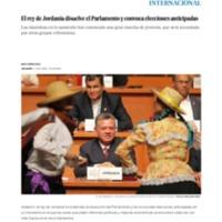 El rey de Jordania disuelve el Parlamento y convoca elecciones anticipadas _ Internacional _ EL PAÍS.pdf