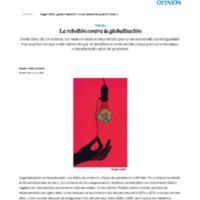 La rebelión contra la globalización
